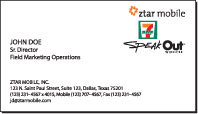 e Hour Business Cards serving Houston Bellaire